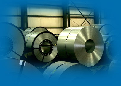 Toll Processing, Coil Storage & Slitting Services
